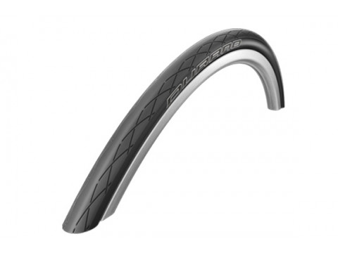 "Riepa 28"" Schwalbe Durano HS 399, Perf. Fold. 25-622 Black"