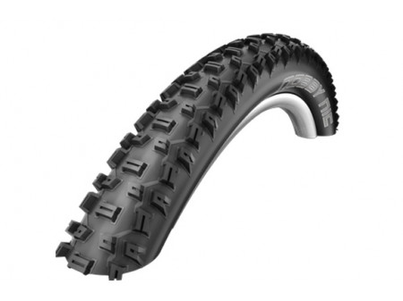 "Riepa 26"" Schwalbe Nobby Nic HS 463, Perf Wired 57-559 Black"
