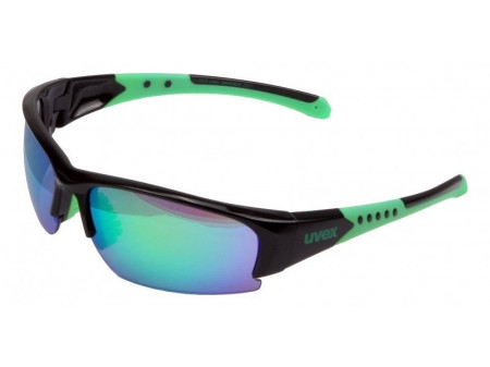 Brilles Uvex Sportstyle 217 black green