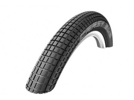 "Riepa 20"" Schwalbe Crazy Bob HS 356, Perf Wired 54-406 Black"