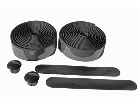 Stūres lenta Azimut Bar Sport Tape 30x1900mm black (1013)