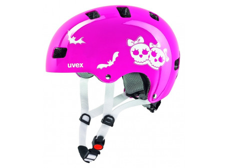 Velo ķivere Uvex Kid 3 scary pink