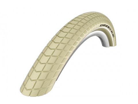 "Riepa 26"" Schwalbe Big Ben HS 439, Active Wired 55-559 Creme-Reflex"