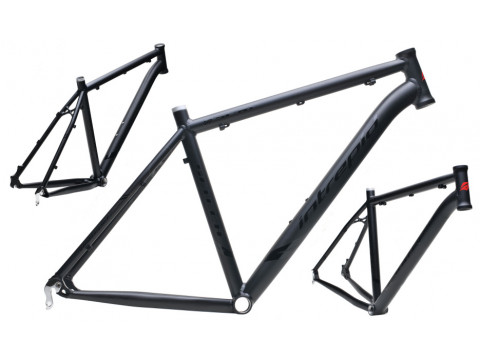 "Rāmis TRIGON / INTREPID ALU 26"" SLM1 black"