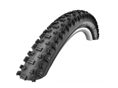 "Riepa 26"" Schwalbe Nobby Nic HS 411, Perf. Wired 54-559 Black"