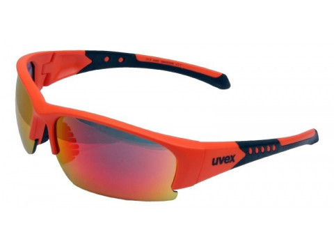 Brilles Uvex Sportstyle 217 orange black