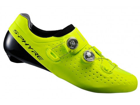 Apavi Shimano SH-RC900 ROAD Yellow
