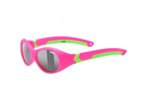 Brilles Uvex Sportstyle 510 pink green mat