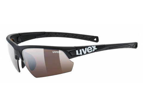 Brilles Uvex Sportstyle 224 colorvision outdoor black mat
