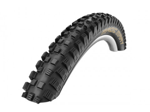 "Riepa 29"" Schwalbe Magic Mary HS 447, Evo Fold. 60-622 Black TS"