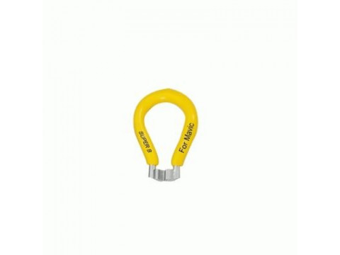 Instruments Super-B to spokes Mavic 7mm yellow Classic