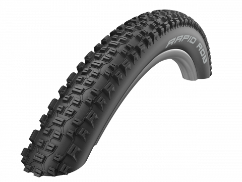 """Riepa 29"""" Schwalbe Rapid Rob HS 425, Active Wired 57-622"""