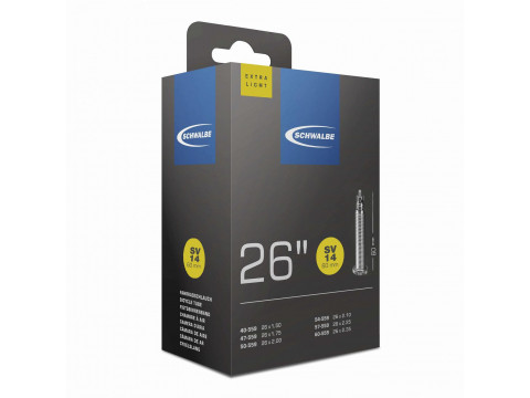 "Kamera 26"" Schwalbe SV14 ExtraLight Long (40/60-559)"
