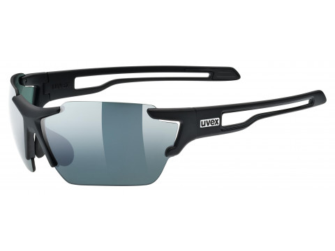 Brilles Uvex Sportstyle 803 colorvision urban black mat