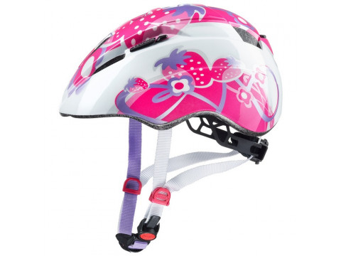 Velo ķivere Uvex Kid 2 pink strawberry