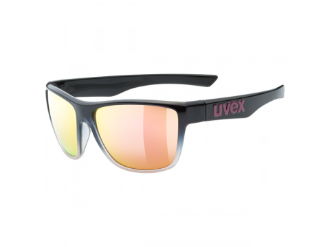 Brilles Uvex lgl 41 black rose