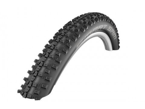 "Riepa 27.5"" Schwalbe Smart Sam HS 476 Perf. Wired 54-584 Black"