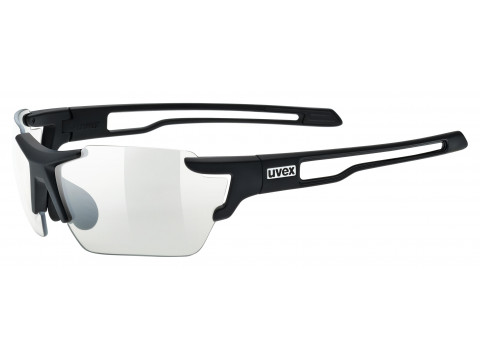 Brilles Uvex Sportstyle 803 small v black mat