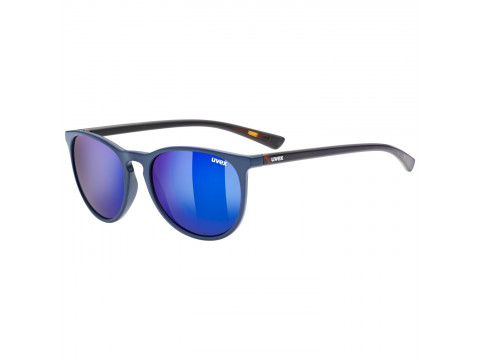 Brilles Uvex lgl 43 blue havanna / mirror blue
