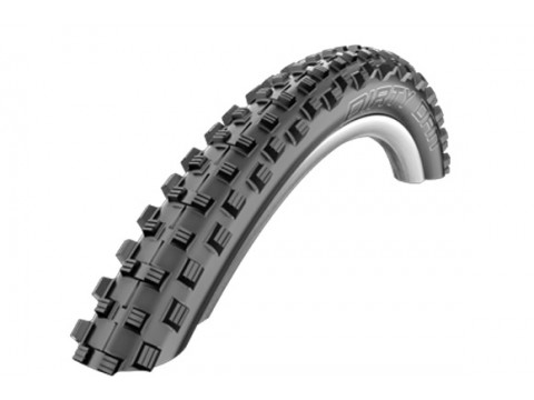 "Riepa 27.5"" Schwalbe Dirty Dan HS 417, Evo Wired 60-584 Black"