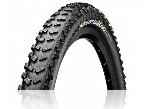 """Riepa 29"""" Continental Mountain King 58-622 ProTextion folding"""