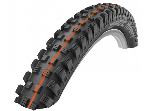 "Riepa 29"" Schwalbe Magic Mary HS 447, Evo Fold. 60-622 Grav Addix Soft"
