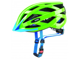 Velo ķivere Uvex Air Wing LED neon green