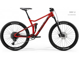 Velosipēds Merida ONE-TWENTY 7.600 2020 glossy red