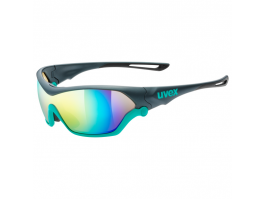 Brilles Uvex Sportstyle 705 grey mat turquoise