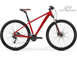 Velosipēds Merida BIG.NINE 80-D 2019 silk red
