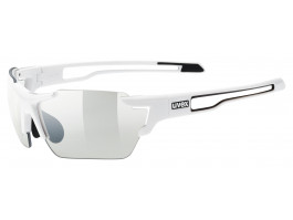Brilles Uvex Sportstyle 803 small variomatic white