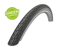 "Riepa 28"" Schwalbe Road Cruiser HS 484, GreenCompound 42-622 Reflex"