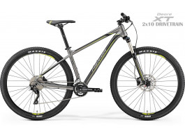 Velosipēds Merida BIG.NINE 300 2019 silk anthracite