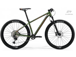 Velosipēds Merida BIG.NINE XT-EDITION 2020 silk fog green