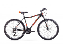 "Velosipēds Romet Rambler 26"" JR 2018 black-orange"