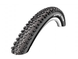 "Riepa 29"" Schwalbe Rapid Rob HS 391, Active Wired 54-622 Black"