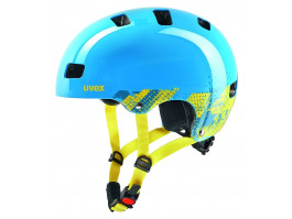 Velo ķivere Uvex Kid 3 blackout blue