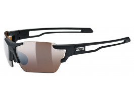 Brilles Uvex Sportstyle 803 small colorvision outdoor black mat