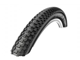 "Riepa 26"" Schwalbe Table Top HS 373, Perf Wired 57-559 Black"