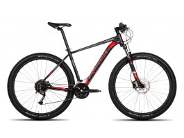 Velosipēds UNIBIKE Fusion 29 2019 black-red