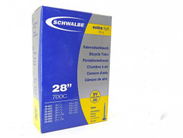 "Kamera 28""/27"" Schwalbe SV20 ExtraLight Long"