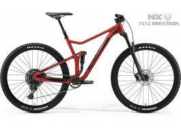 Velosipēds Merida ONE-TWENTY 9.600 2019 red