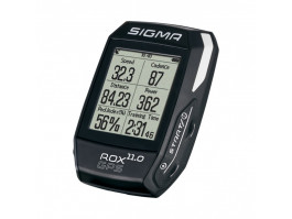 Velodators SIGMA ROX 11.0 GPS SET black