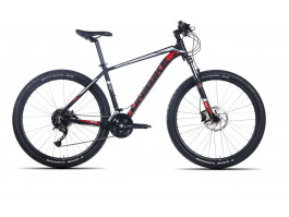 Velosipēds UNIBIKE Fusion 29 2020 black-red
