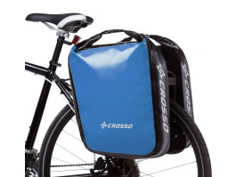 Soma par bagāžu Crosso DRY BIG 60l Adventure light blue (pāris)