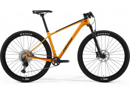Velosipēds Merida BIG.NINE 5000 2021 black-orange