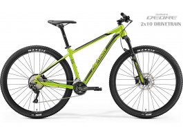 Velosipēds Merida BIG.NINE 500 2019 green