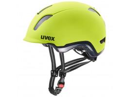 Velo ķivere Uvex City 9 neon yellow