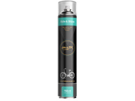 Pulēšanai aerosols Bike On Wax Ride & Shine 750ml