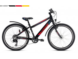 Velosipēds PUKY Crusader 24-8 Alu Active Light black